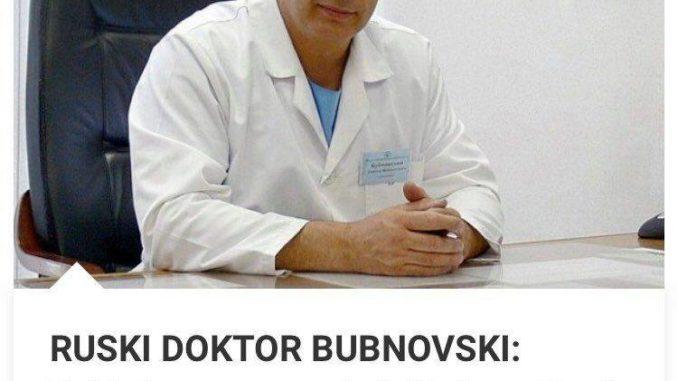 RUSKI DOKTOR BUBNOVSKI: Tablete ne mogu da izliječe pritisak – UMJESTO TOGA RADITE OVO ( VIDEO )